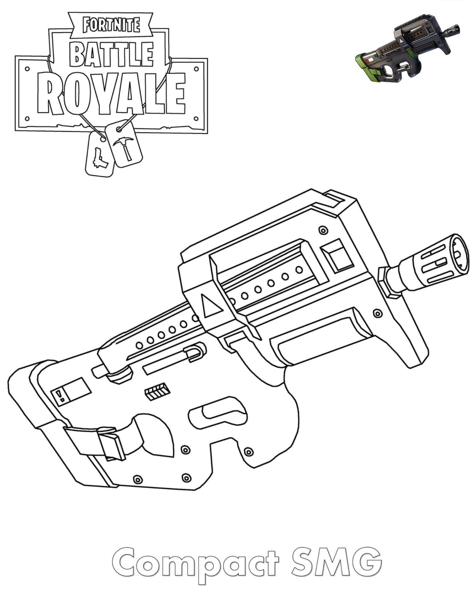розмальовка P90