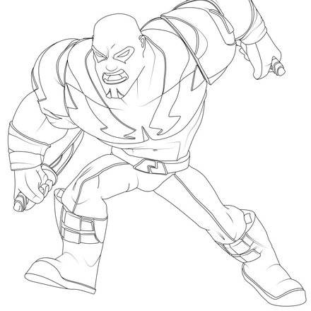 coloring pages disney infinity - photo#6